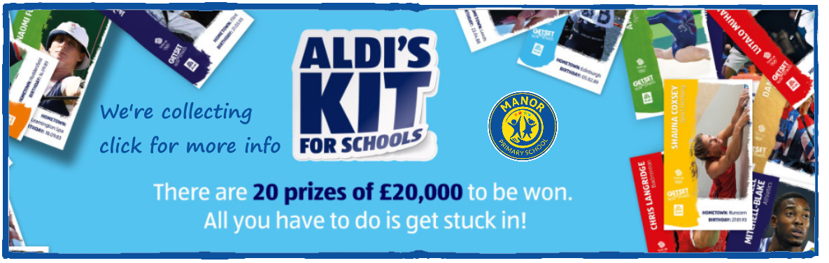 Aldi Kit for Schools